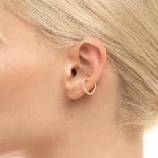 画像4: Hirotaka ヒロタカ Diamond Ear Cuff {-AIA} (4)
