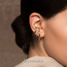 画像5: Hirotaka ヒロタカ Diamond Ear Cuff {-AIA} (5)