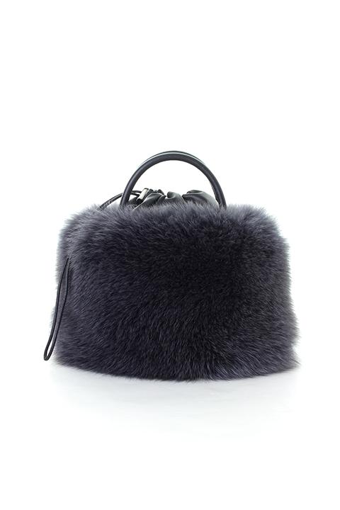 画像1: blanc ブラン BlueFox Bucket Bag{-AIA} (1)