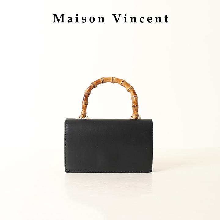 画像1: MAISON VINCENT メゾンヴァンサン ruga{-BAS} (1)